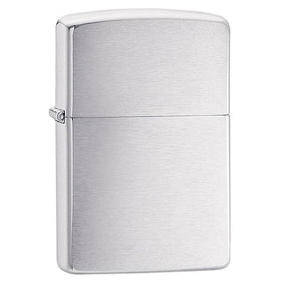 Zippo Windproof Lighter Brushed Chrome