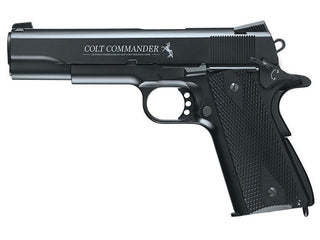 Umarex Colt Commander Co2 Replica 1911 Auto-semi-auto Bb Pistol W-blowback