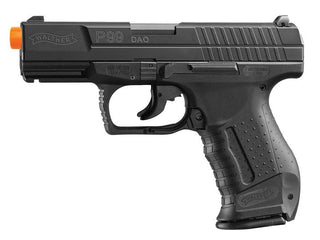 Umarex Walther Co2 P99 Blowback Airsoft Bb Pistol - Black