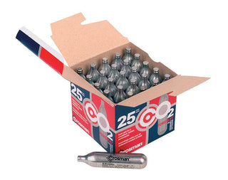 Crosman Powerlet 12g Co2 Cartridges25 Count