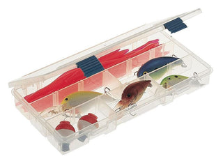 Plano Prolatch Stowaway Case (3500) W-adjustable Dividers