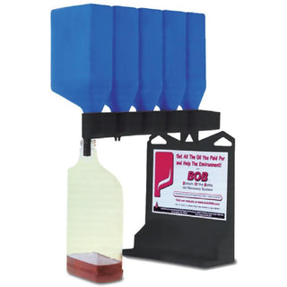Wirthco 32947 Funnel King B.o.b. Bottom Of The Bottle Oil Bottle Draining System