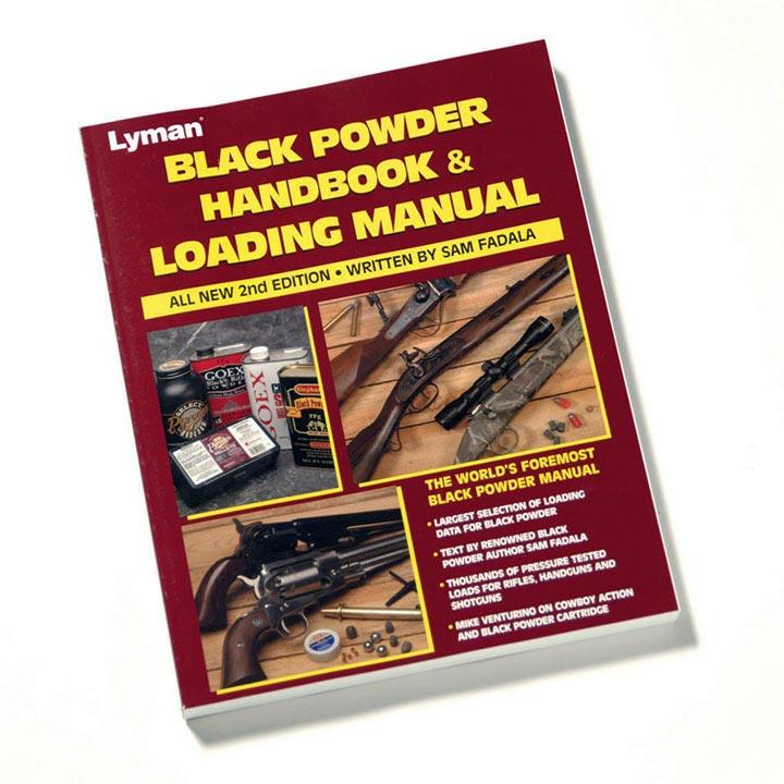 Lyman Black Powder Handbook 2nd Edition