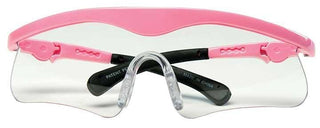 Daisy Outdoor Products Pink Frame Shooting Glasses
