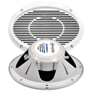 "American Bass 6x9"" 2-way Marine Speaker 300w Max"