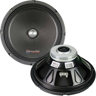 "American Bass 10"" Midrange With Neodymium Magnet 450w Max Sold Each"