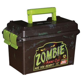 Mtm Zombie Ammo Can 50 Caliber Zombie