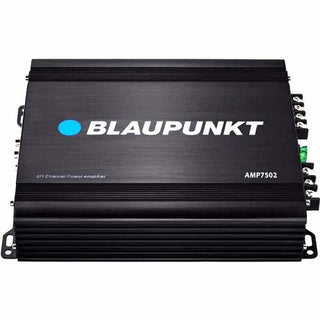 Blaupunkt Amplifier 1500 Watts Max 2 Channel