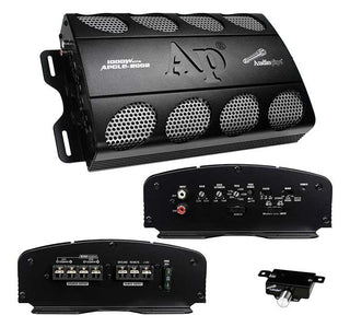 Amplifier Audiopipe 1000 Watt 2 Channel