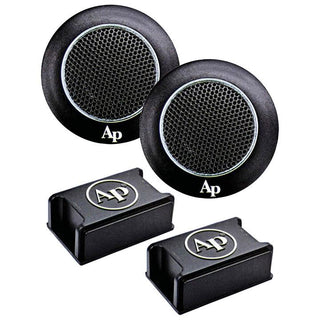 Audiopipe High Frequency Tweeters With Kapton Former Voice Coil (pair)