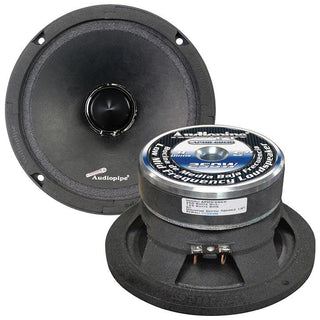 "Audiopipe 6"" Low Mid Frequency Loudspeakers (each) 250w Max"