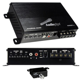 Audiopipe Class D Micro Amplifier 500 Watts