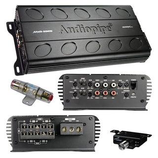 Audiopipe Mini 5ch Amplifier 1600w