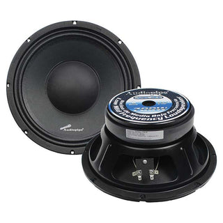 "Audiopipe 10"" Loudspeaker (sold Each) 700w Max"