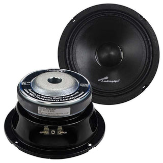 "Audiopipe 6"" Low Mid Frequency Loudspeaker 200w Max Sold Each"