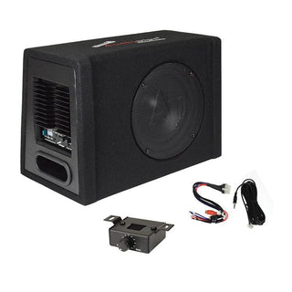 "Audiopipe 10"" Single Ported Bass Enclosure 600w"