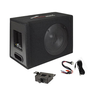 "Audiopipe 12"" Single Ported Bass Enclosure 800w"