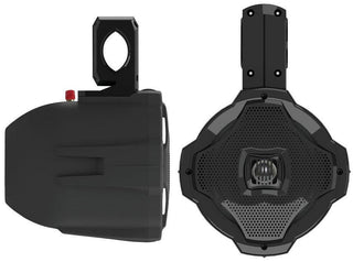 "Lanzar 6.5"" 2-way Wake Board Speaker Sold Each Black"