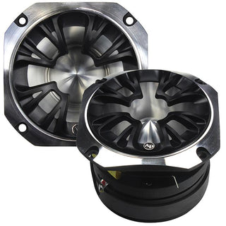 Audiopipe Chrome Atr Series 600 Watt Max Tweeter-each