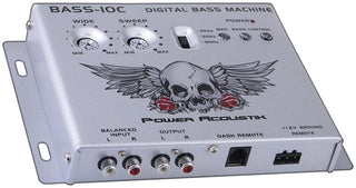 Bass Control Power Acoustik Parametric