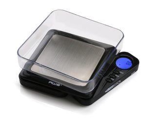 American Weigh Scales Black Blade Digital Pocket Scale Bl-1kg-blk 1000 By 0.1 G