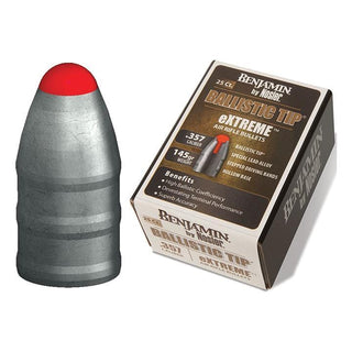 Benjamin Extreme Hunting Bullet.357 Caliber 145gr  Ballistic Tip High Performance Airgun Bullet