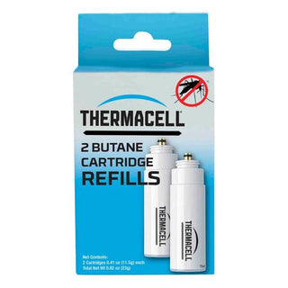Thermacell Fuel Cartridge Refills - 2 Fuel Cartridges Each Lasting 12 Hours