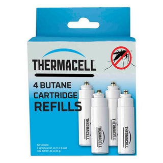 Thermacell Fuel Cartridge Refills - 4 Fuel Cartridges Each Lasting 12 Hours