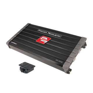 Power Acoustik Caliber Class D 4500w Amplifier