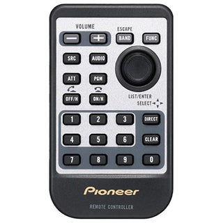 Pioneer Replacement Remote For Cd Players