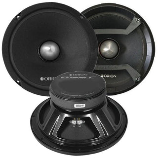 "Orion Cobalt 6.5"" Midrange Speakers With Grills Sold Pairs 1000w Max"