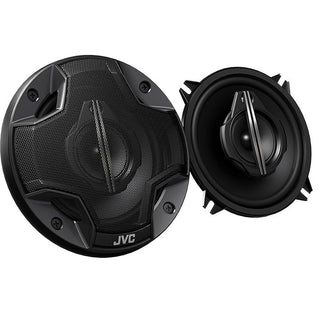 "Jvc Hx Series 5.25"" 3-way 320w Coaxial Speakers"