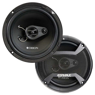 "Orion 6.5"" 3-way Coaxial Speaker 300w Max"