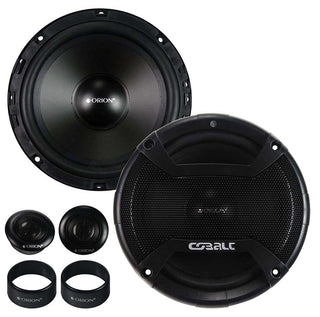 "Orion Cobalt 6.5"" Component Speakers"