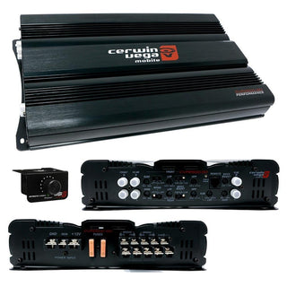Cerwin Vega Amplifier 5-channel-100wx4+350wx1@4ohms Rms - 2500 Watts Max