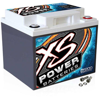 Xs Power 1500-3000w 12v Agm Battery 44ah