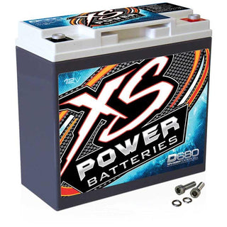 Xs Power 1000w 12v Agm Battery 1000a Max Amps