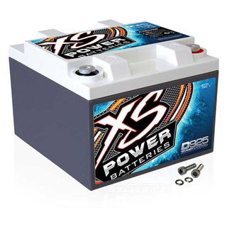 Xs Power 1000-2000w 12v Agm Battery 2000a Max Amps