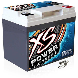 Xs Power 1000-2000w 12v Agm Battery 2100a Max Amps