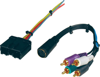 Wiring Harness '94-'07 Dodge- Mitsubishi;factory Amp Integ.