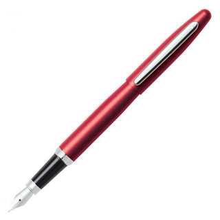 Cross Sheaffer Vfm Excessive Red Fountain Pen Fine Nib