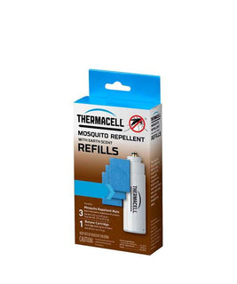 Thermacell Earth Scent Mosquito Repellent Refills 12 Hours