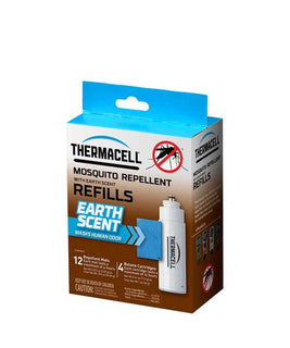 Thermacell Earth Scent Mosquito Repellent Refills 48 Hours