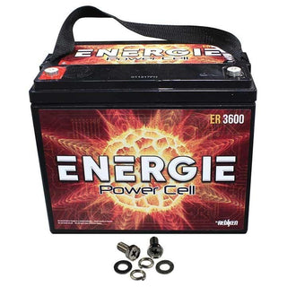 Energie 3600 Watt 12 Volt Power Cell