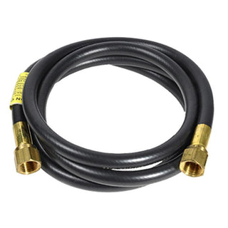 "Mr Heater 6 Foot Propane Hose Assembly W-3-8"" Female Flare"