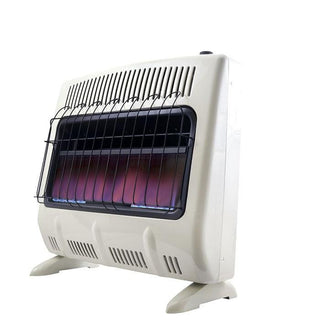 Mr Heater Blue Flame 30000 Btu Liquid Propane Vent Free Heater