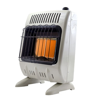 Mr Heater Vent-free 10k Btu Radiant Natural Gas Heater
