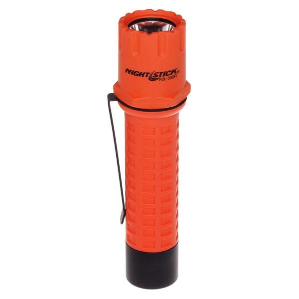 Nightstick Tactical Fire Light  Nonrechargeable Red Body