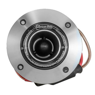 American Bass Compression Tweeter 4 Ohm 200 Watts Max