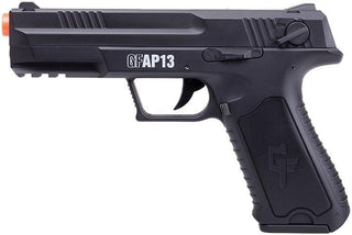 Crosman Gfap13 (black) Electric Full Or Semi-auto Aeg Pistol - Includes Battery Chargeretc